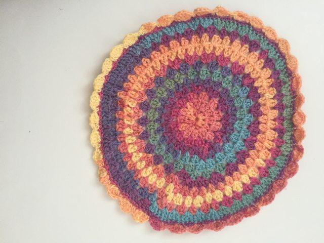 Crochetlovingcelticghirl's Crochet Contribution to MandalasforMarinke