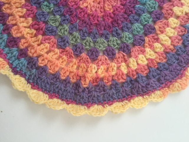 Crochetlovingcelticghirl's Crochet Mandalas for Marinke