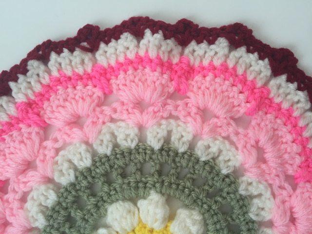 ginny's crochet mandala