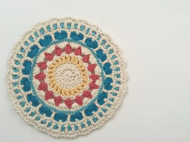 Mandalas for Marinke Crochet for Maryann