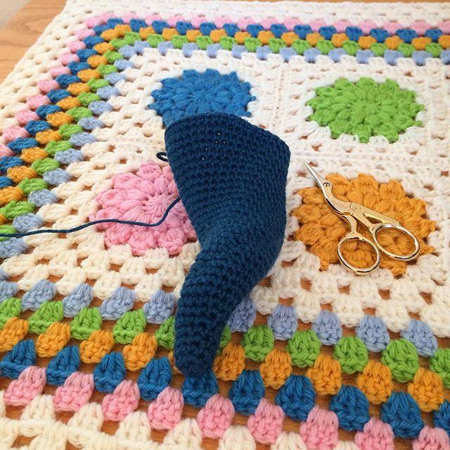 joyfuljaxcrochets.and.knits gehaakte zeemeerminstaart