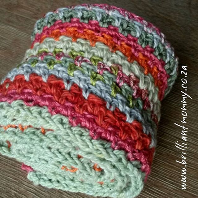 jysoulikmamma_brilliantmommy happy scarf crochet