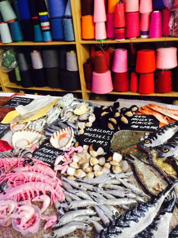 kate jenkins crochet fish