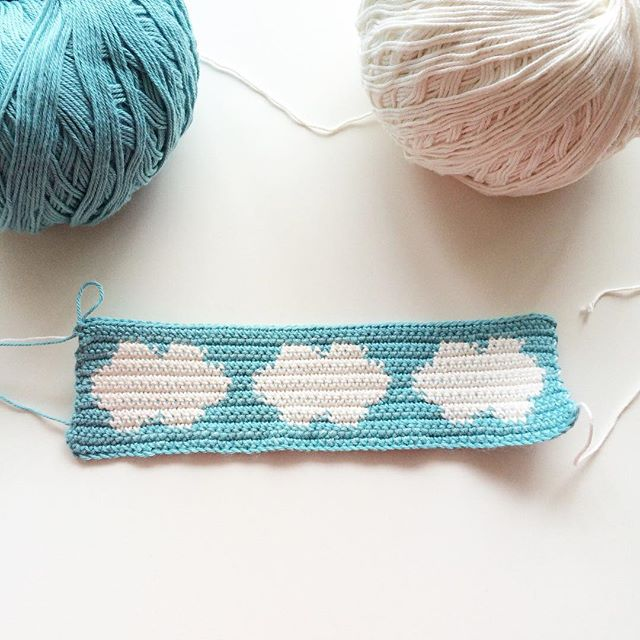knitpurlhook tapestry crochet clouds