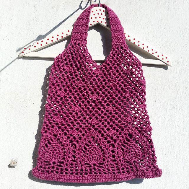 la_ventana_azul crochet bag