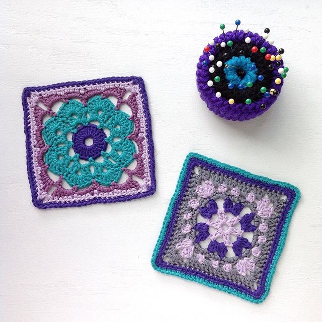 lcs_girl crochet squares