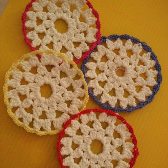 lisablue76 crochet cirlces