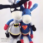 littlecosythings crochet giraffe superheroes