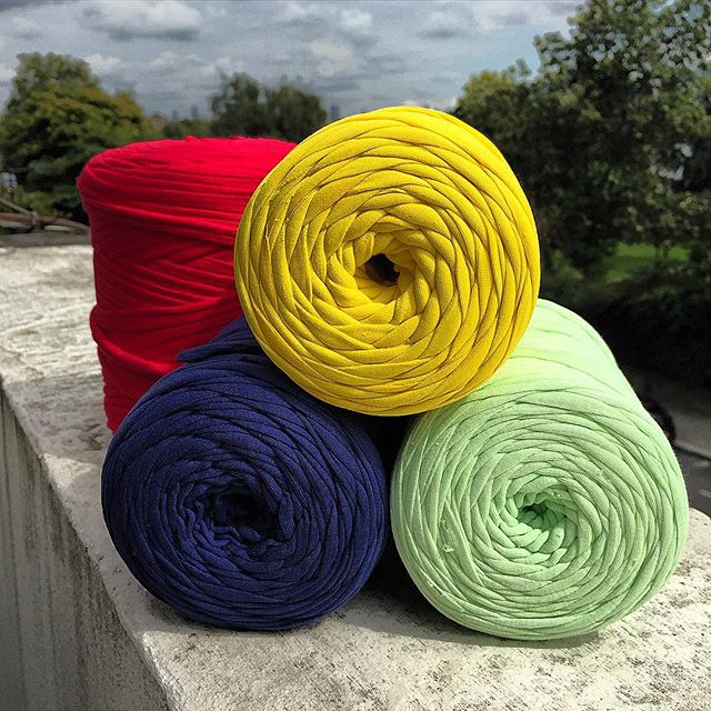 louloudeane t-shirt yarn