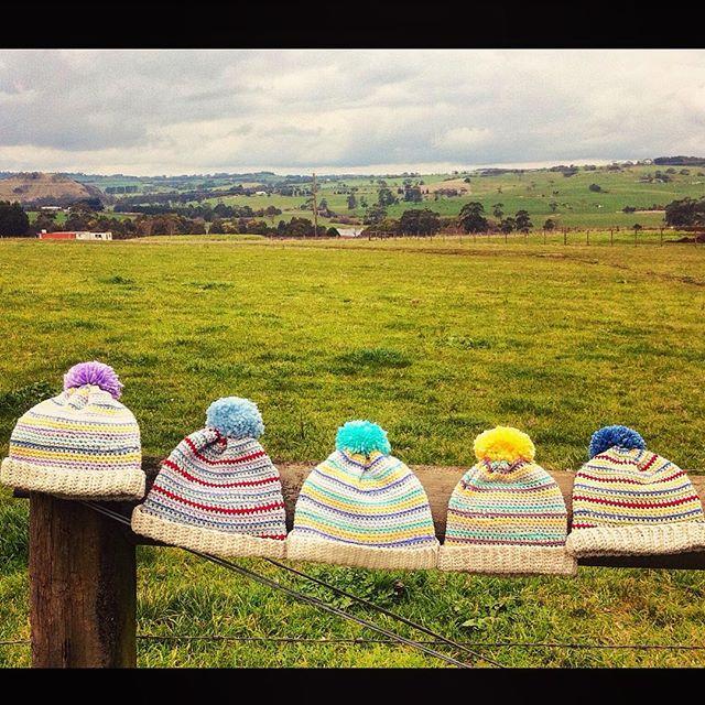 lyndapc crochet hats oand hills