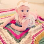make_the_nest crochet baby blanket