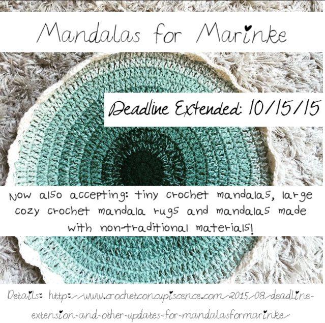mandalas for marinke update