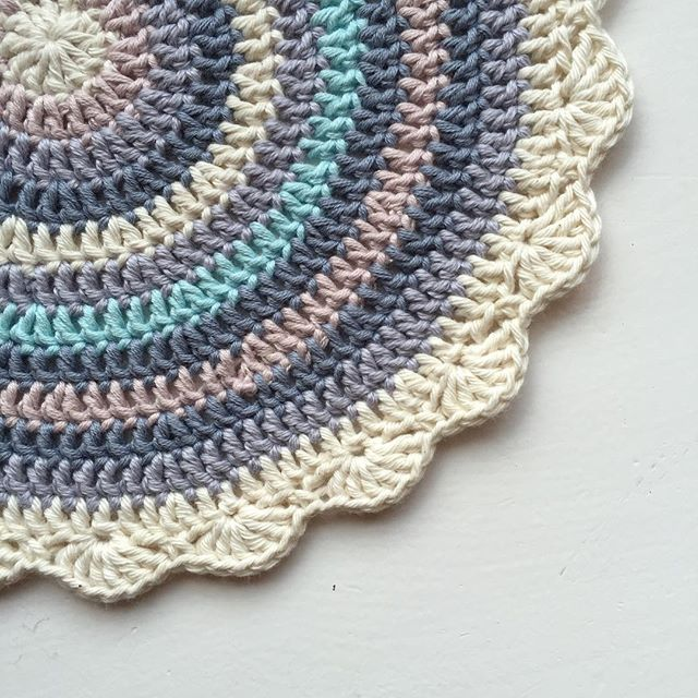 maritparit crochet mandala for marinke