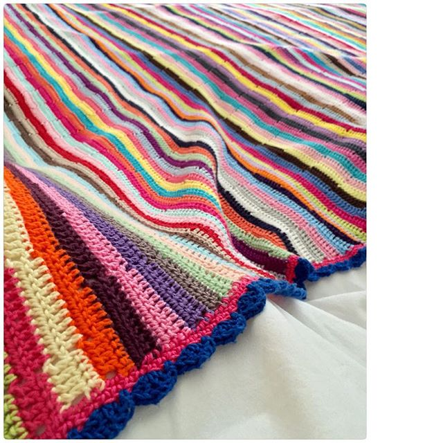 marretjeroos crochet blanket