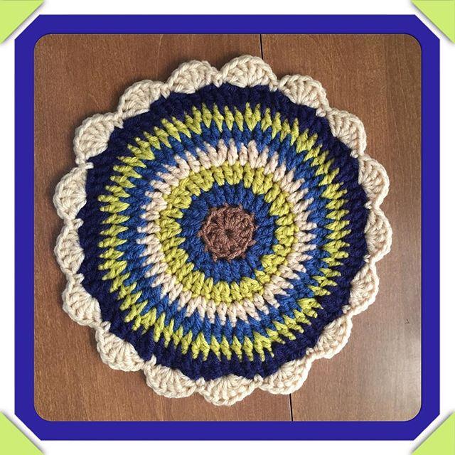 mctoula crochet mandala