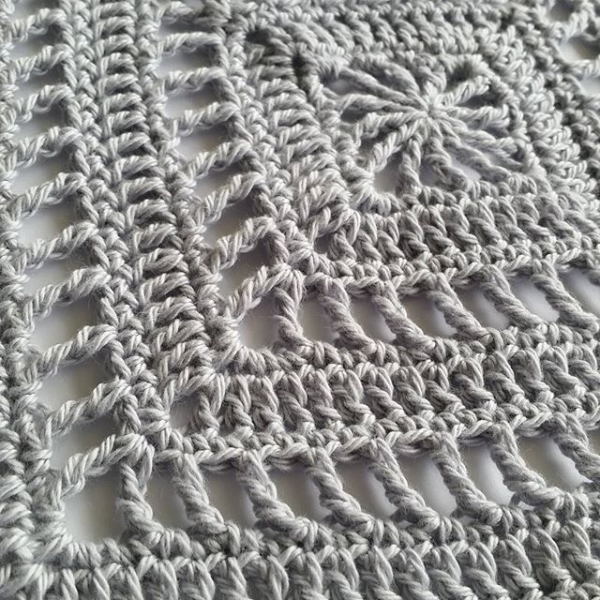 meditative crochet pattern