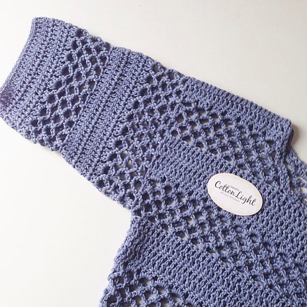 oksanamitsyak crochet cardi