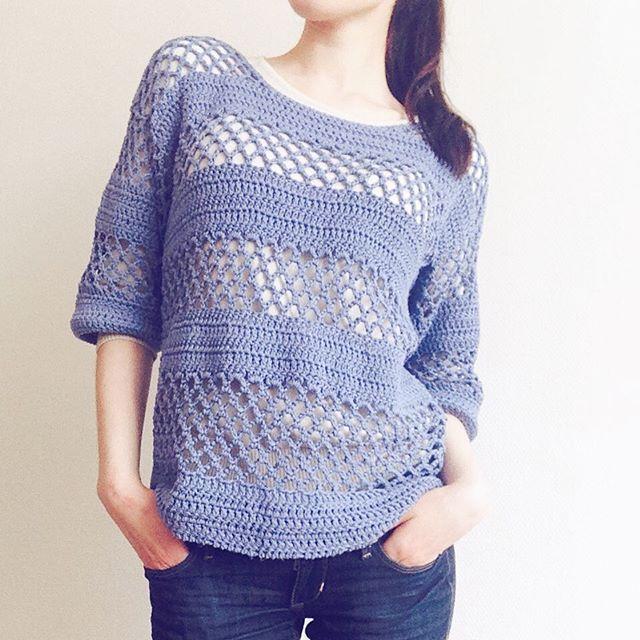 oksanamitsyak crochet cardigan finished