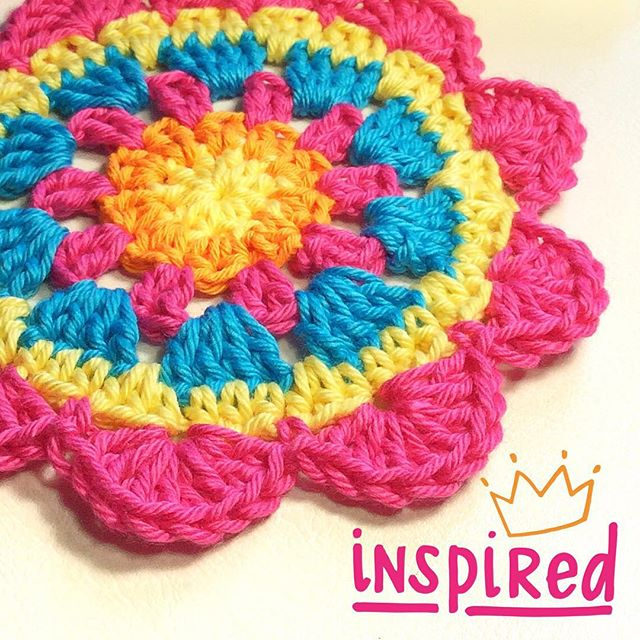 queen_babs crochet inspired!