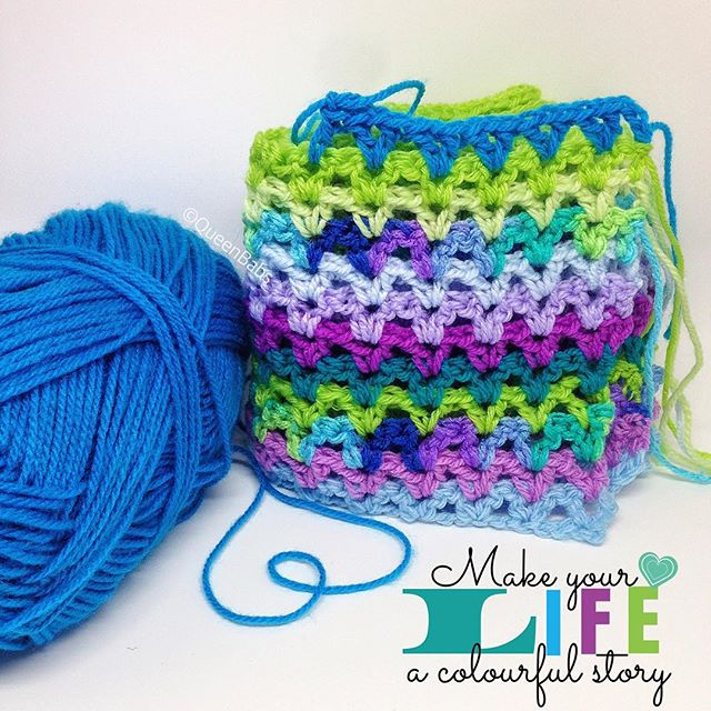 queen_babs make your life a colorful crochet story