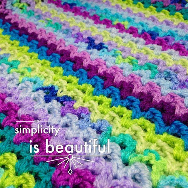 queen_babs simplicity vstitch crochet