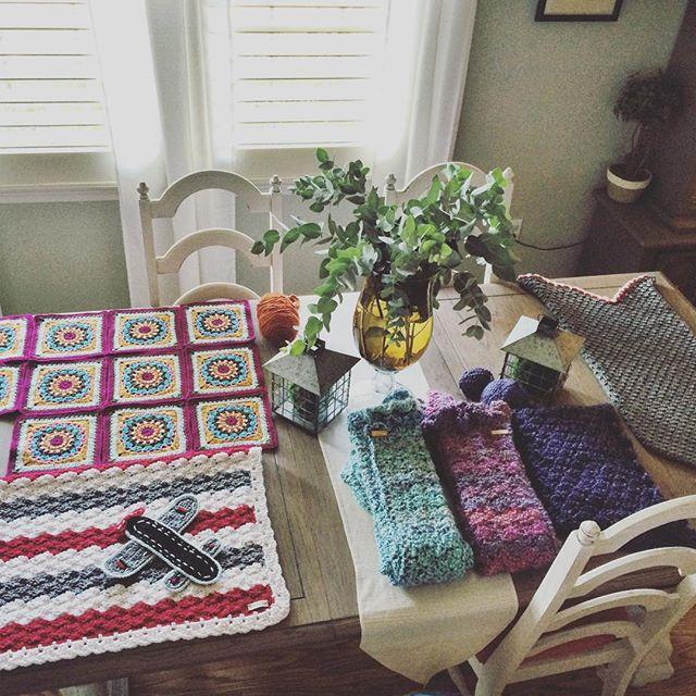 raimarie16 crochet wips