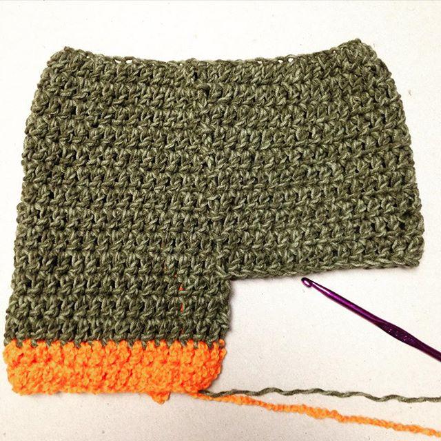 redrocker9 crochet pants