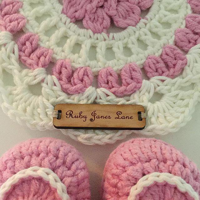 rubyjaneslane crochet mandala