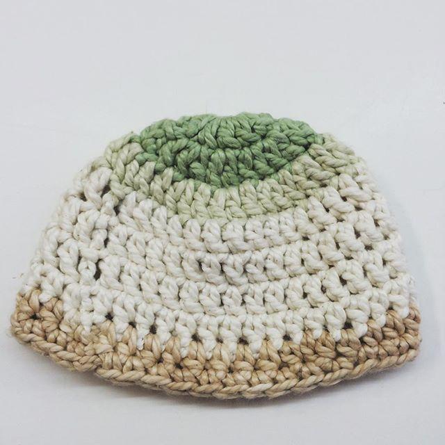 stelcrochet crochet baby beanie
