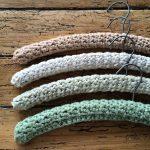 stelcrochet crochet clothes hangers