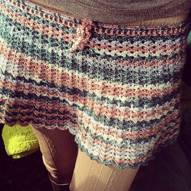 stelcrochet crochet skirt
