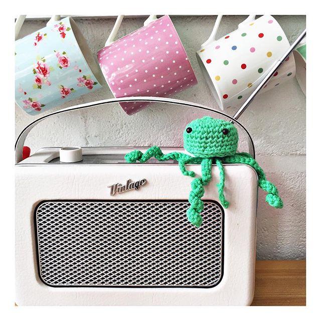 teaandcrafting crochet jellyfish