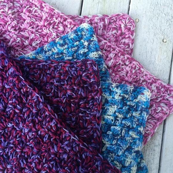 thatgirlwhocrochets crochet baby blankets