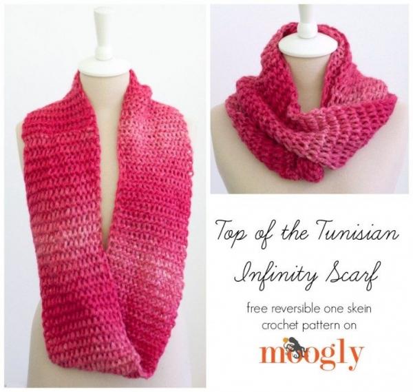 Pin Free Pattern Entrelac Tunisian Crochet Baby Blanket ...