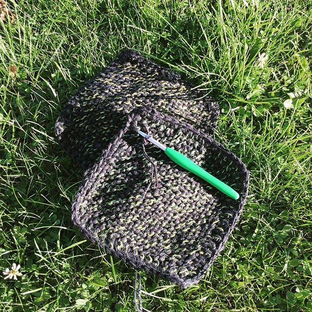 usakl knit and crochet potholders