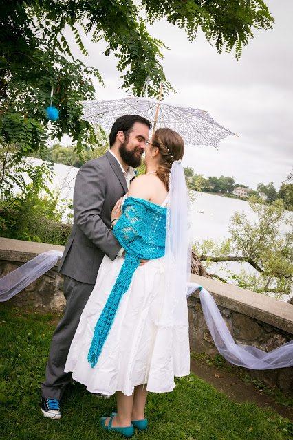 wedding crochet fashion