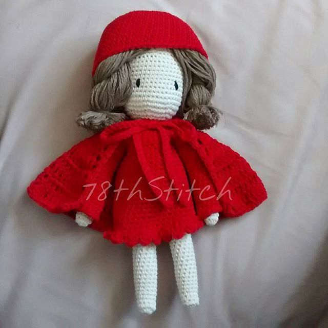78th_stitch crochet doll