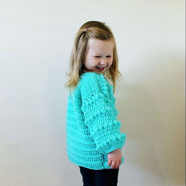 all_about_clare crochet sweater