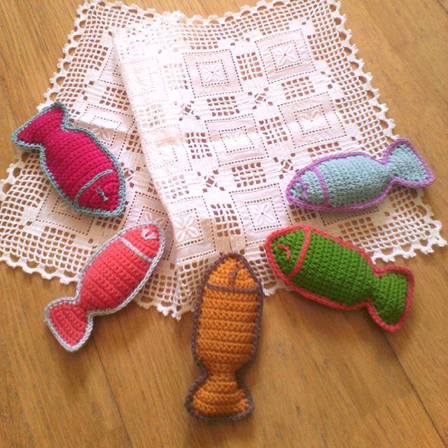 ana.moraissoares crochet fish