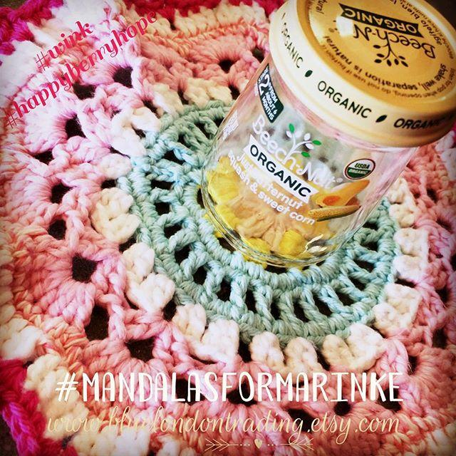 bluelondontrading crochet mandalasformarinke