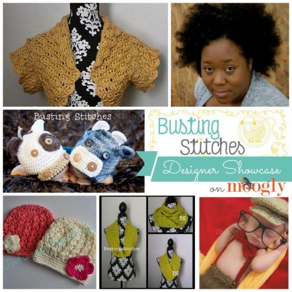 busting stitches crochet designer