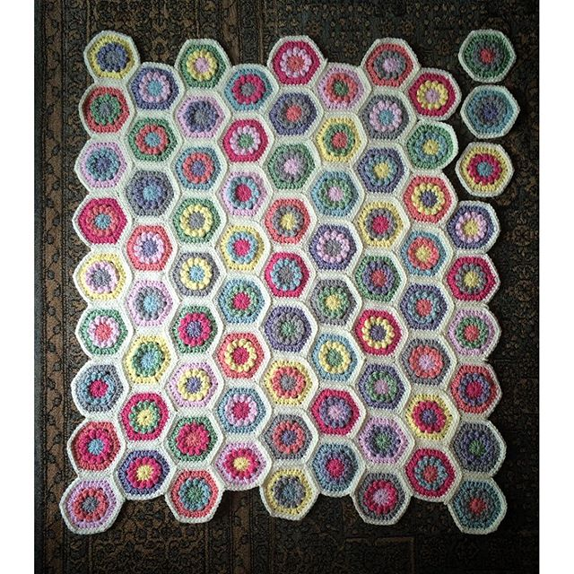caswelljones crochet blanket
