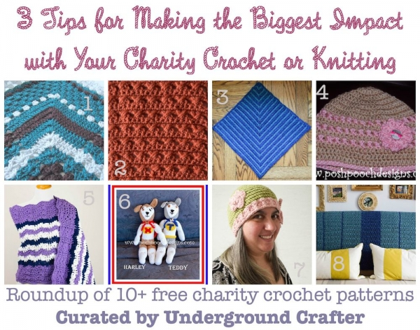 charity crochet tips