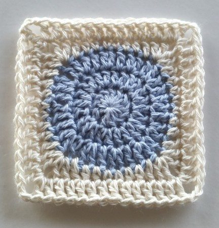 circle square crochet pattern