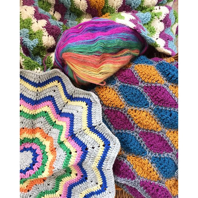 cozamundo crochet blankets