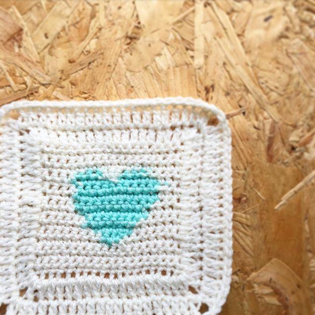 cozamundo crochet memory heart