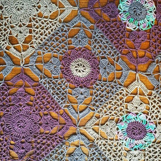 cozamundo rustic lace blanket