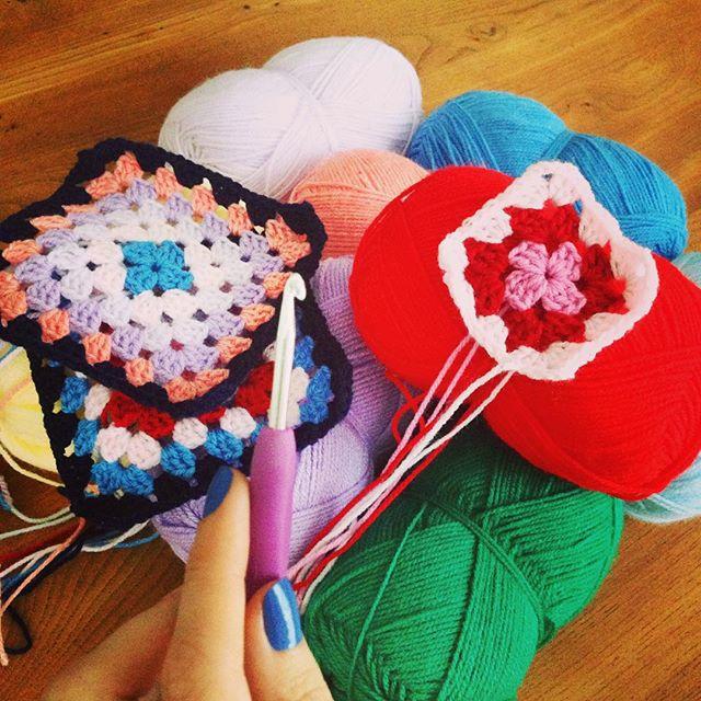 craftyexperiment crochet wips