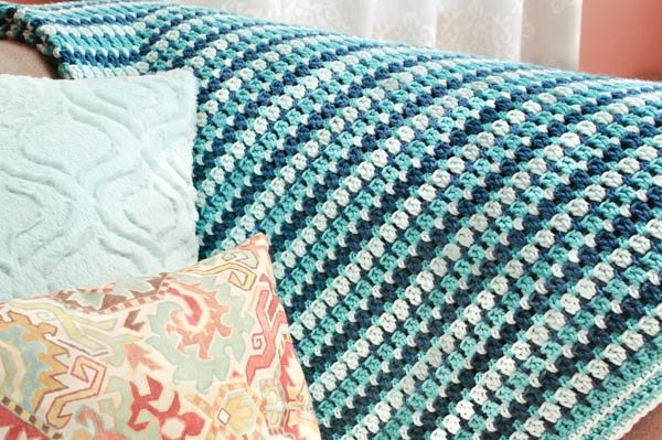 Crochet Patterns Free Afghan Easy : 35+ Cozy and Comfy Crochet Blanket Patterns