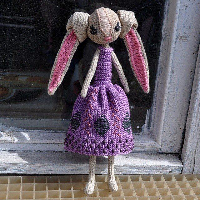 crochet art faurik.dolls